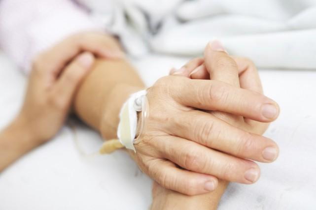 Chez les aînés, les troubles mentaux sont souvent... (Photos.com)