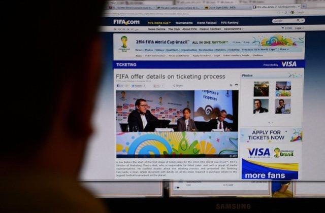 Les demandes pour les billets de la Coupe... (Photo Vanderlei Almeida, AFP)