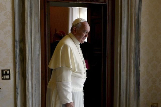 «Je souffre, je vous dis la vérité, lorsque... (PHOTO VINCENZO PINTO, AFP)