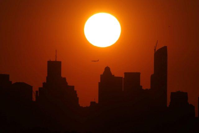 Outre la faiblesse de son activité, le Soleil... (Photo Adam Hunger, Reuters)