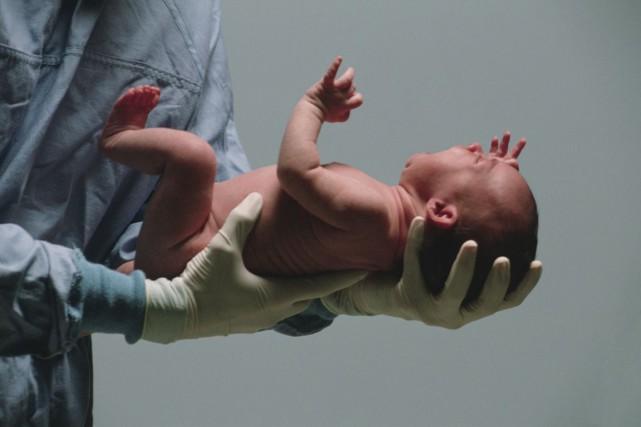 La petite fille née dans le Mississippi d'une... (Photos.com)
