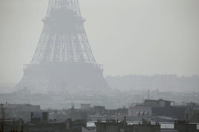 Depuis le début de la semaine, l'image d'une... (PHOTO PATRICK KOVARIK, AFP)