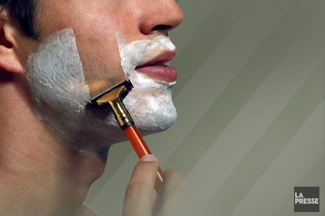 Impossible d'y échapper de temps à autre: le poil incarné peut s'inviter à tout... (Photomontage La Presse)