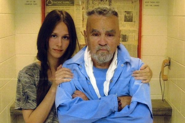 Charles Manson, célèbre pour avoir commis une série d'assassinats à Los Angeles... (Photo tirée de Mansondirect.com)