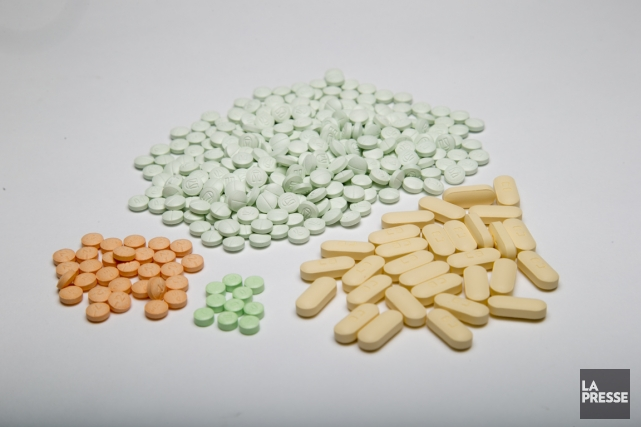 En quelques années, la clientèle des centres de traitement de la dépendance a... (PHOTO DAVID BOILY, LA PRESSE)