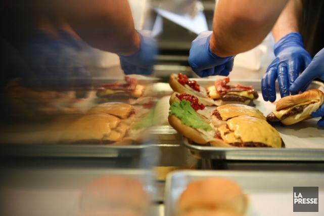 L'industrie alimentaire dépense des centaines de millions de... (Photo archives Bloomberg)