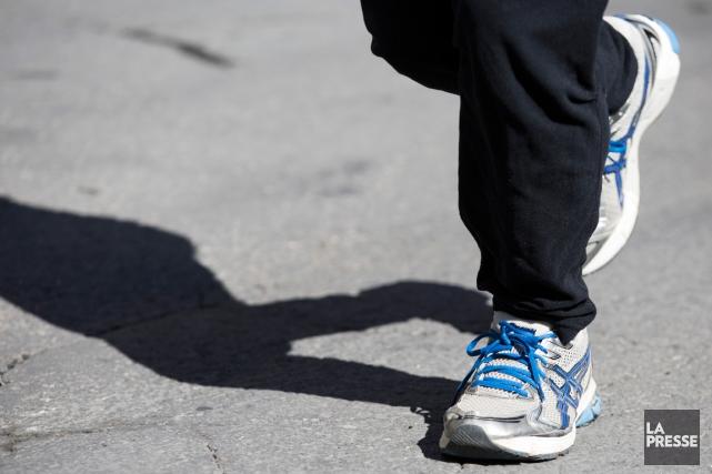 L'exercice physique permet de vieillir de manière optimale et atténue... (PHOTO FRANÇOIS ROY, LA PRESSE)