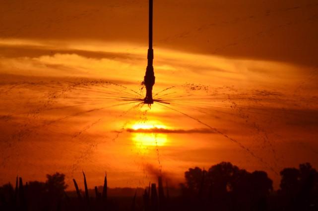 Au contraire d'El Niño, la Niñase caractérise par... (PHOTO DIEGO GIUDICE, ARCHIVES BLOOMBERG)