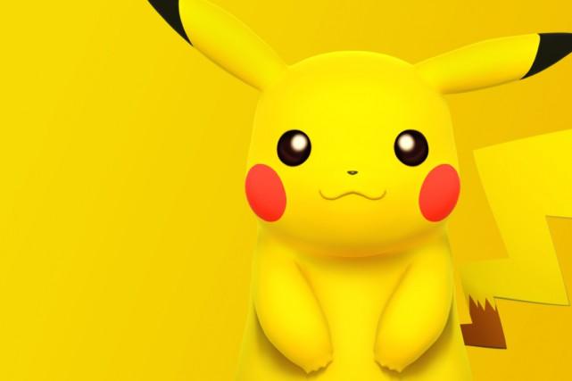 Pikachu la joufflue souris... (IMAGE TIRÉE DU SITE POKEMON.WIKIA.COM)