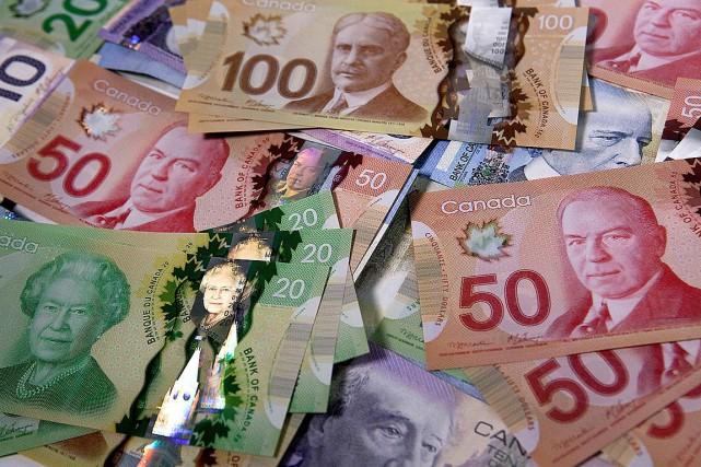 La personne qui voudra réclamer la somme devra... (Photo archives Bloomberg)