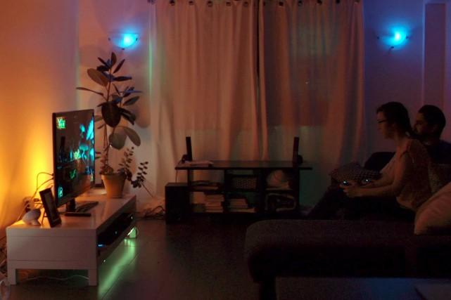 Vivre Lambiance De Chariot Dans Son Salon Laurie