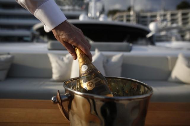 Le patrimoine cumulé des 1% les plus riches du monde a dépassé l'an dernier... (PHOTO BLOOMBERG)