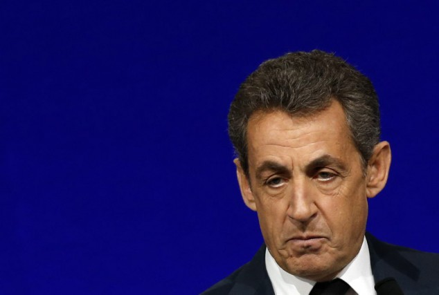 Nicolas Sarkozy... (PHOTO JACKY NAEGELEN, ARCHIVES REUTERS)