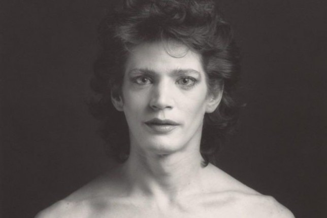 robert mapplethorpe autoportrait photography 1980