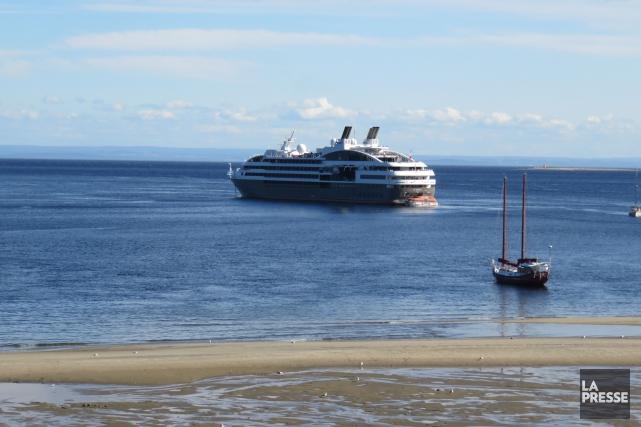 Une croisière-expédition en Arctique à bord du Boréal... (Photo André LeBel, La Presse)