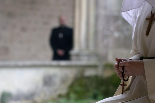 Une image du documentaire Religieuses abusées, l'autre scandale... (DREAM WAY PRODUCTIONS)