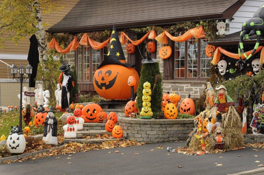 Halloween, Quand Tu Nous Tiens!  Cyberpresse