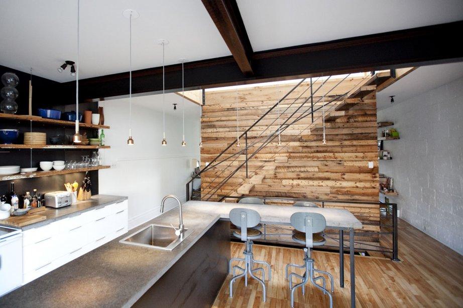 meuble de cuisine haut