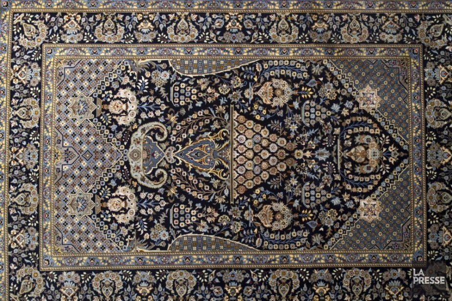 les secrets du tapis oriental la presse