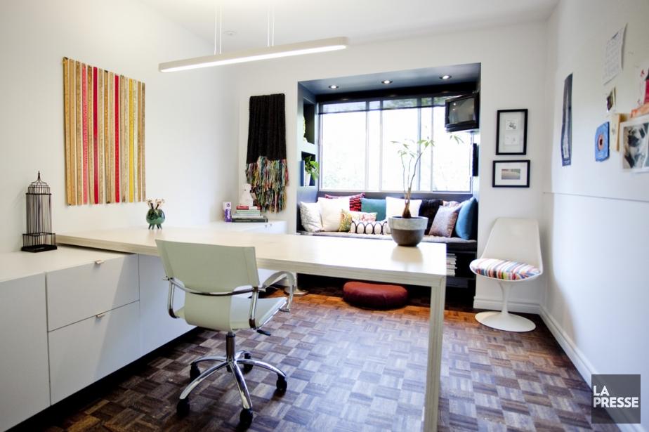 Labc du bureau  la maison  Jose Guimond  Design