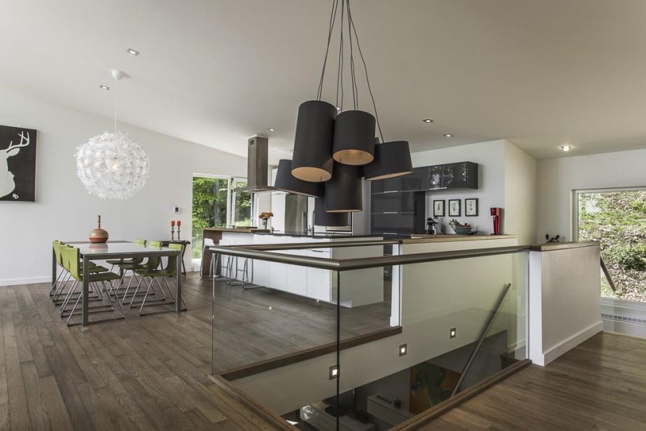 table de cuisine habitat