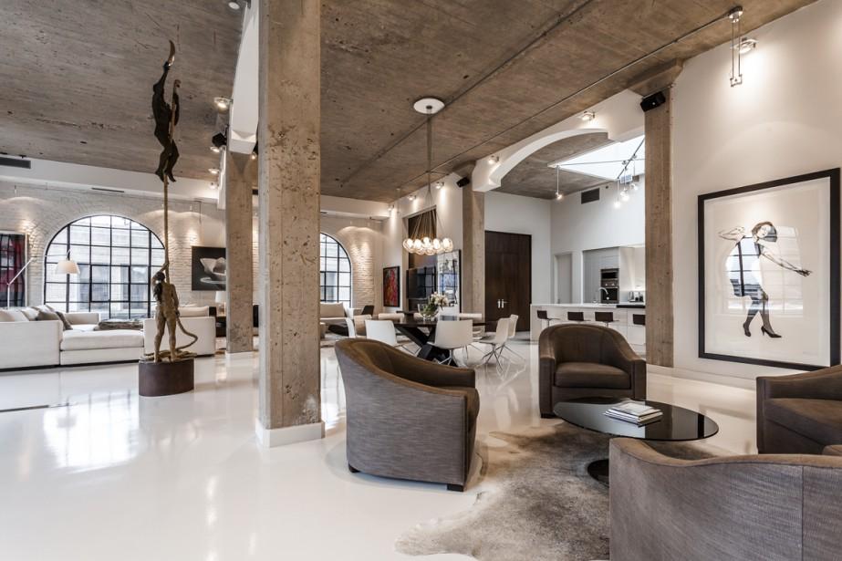 VilleMarie Quartier international vivre  lhtelboutique  MarieAndre Amiot  Maisons de luxe