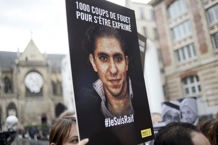 La soeur de Raif Badawi emprisonnée