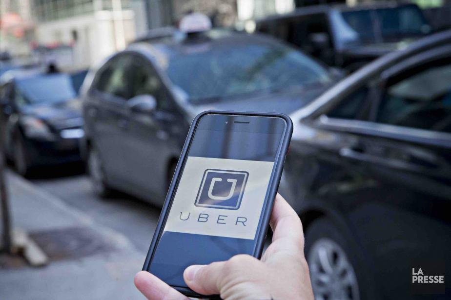 Uber craint de perdre des chauffeurs en raison des règles de Québec | La Presse