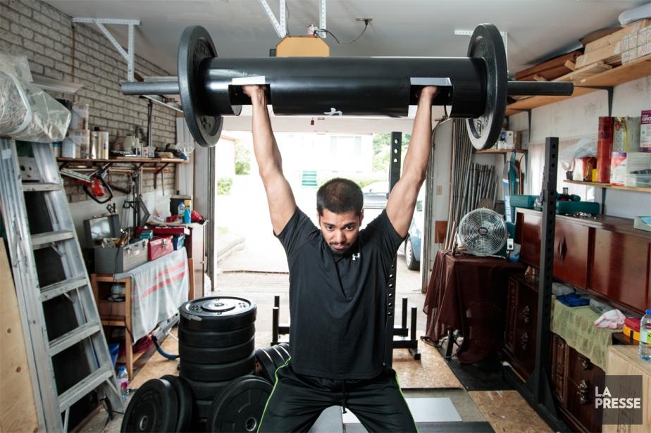 un gym a la maison la presse