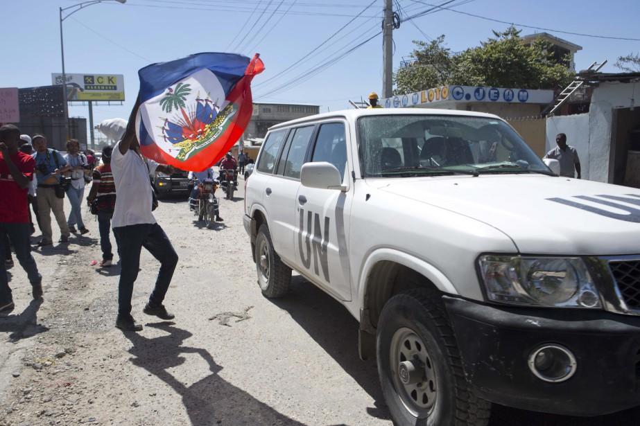 Choléra en Haïti: l'ONU veut puiser dans le portefeuille de la Minustah