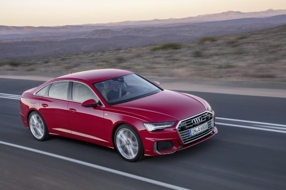 Banc D'essai  Audi A6 2019  à La Fois Conservatrice Et