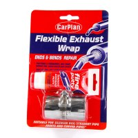 Carplan Flex Exhaust Wrap Ends and Bends Repair | Euro Car ...