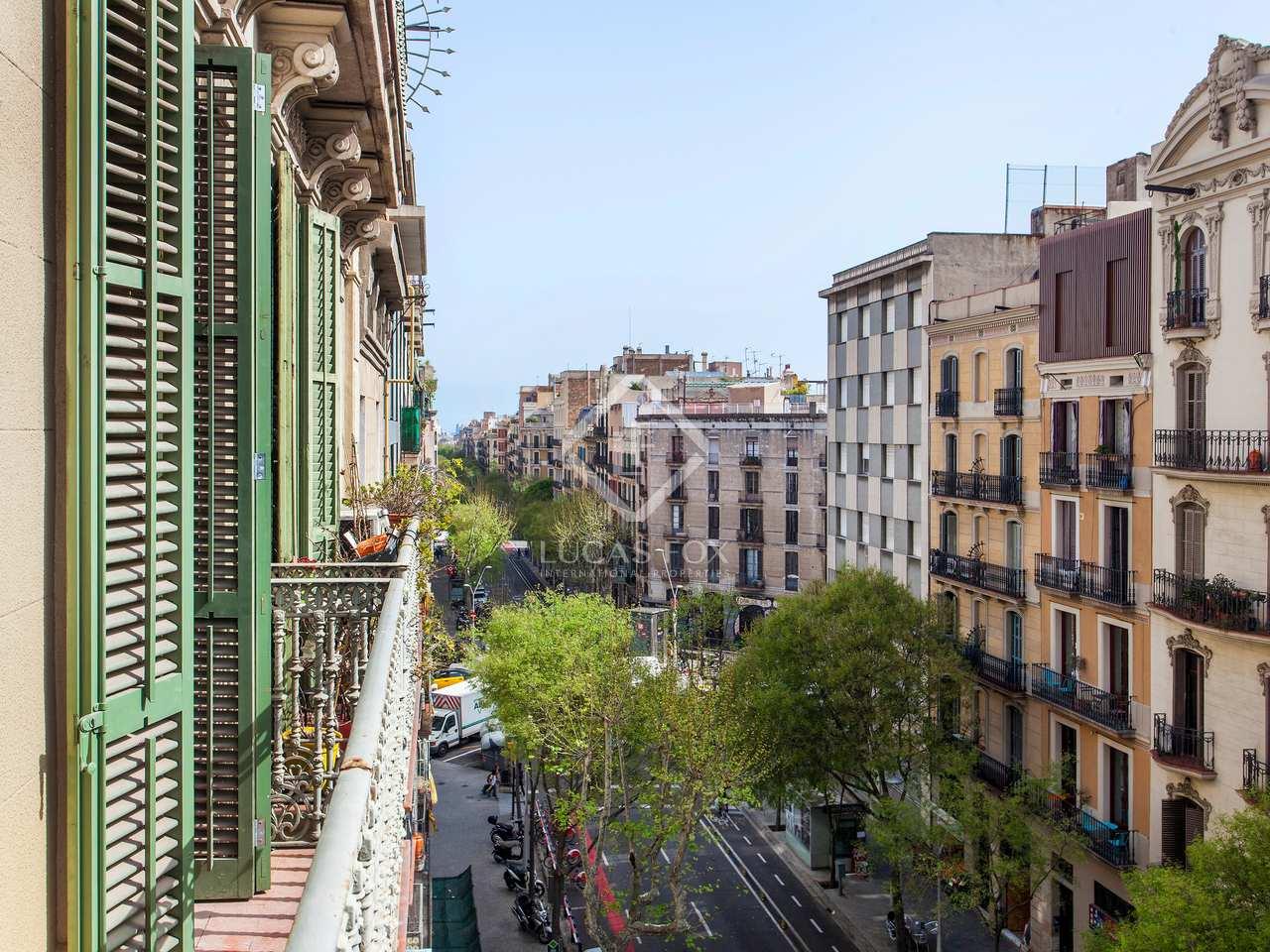 Apartamento en alquiler en la calle Girona Barcelona