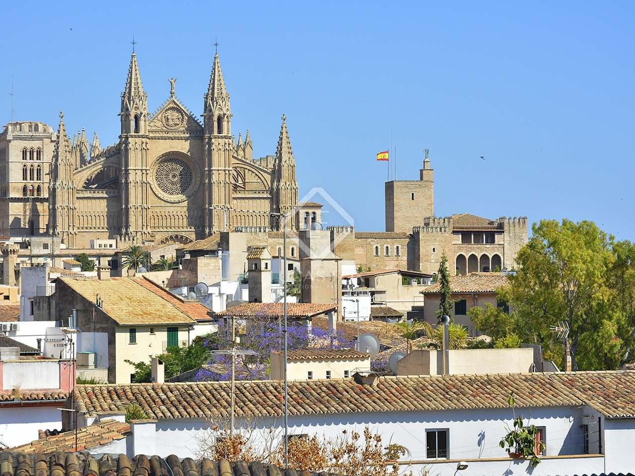 Appartement en vente dans la vieille ville de Palma de Majorque