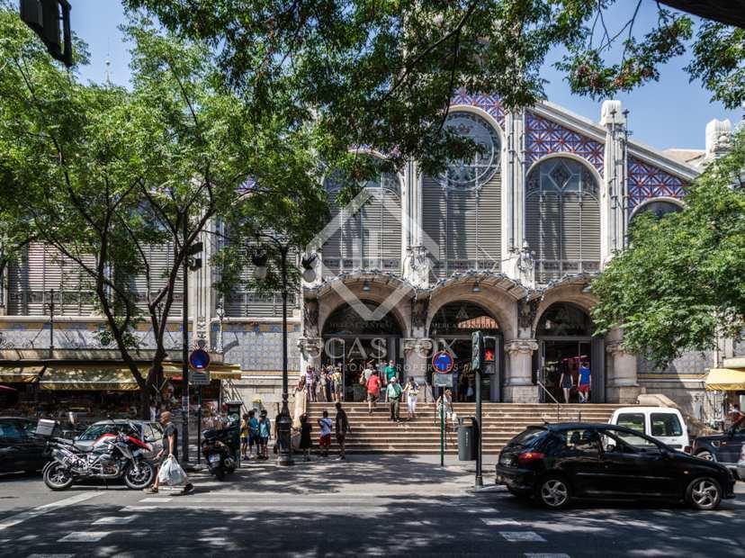 Edificio en venta en el centro histrico de Valencia