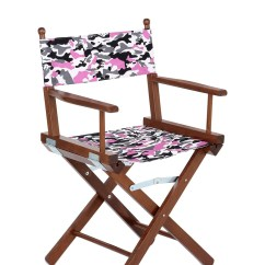 Pink Camo Lawn Chair Leg Covers For Hardwood Floors Adolfo Carrara Camouflage Director 39s Shoppingscanner