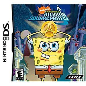 spongebob squarepants atlantis squarepantis