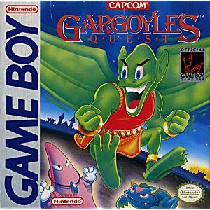 Gargoyle S Quest Game Boy