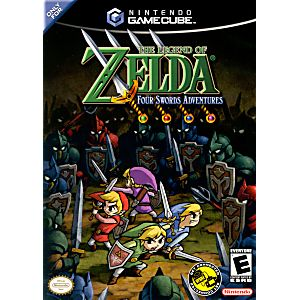 zelda four swords adventure