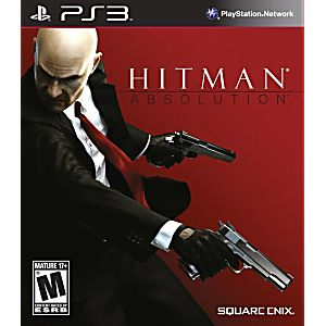 Hitman Absolution Playstation 3 Game