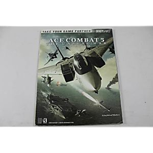 Ace Combat 5: the Unsung War Official Strategy Guide - Brady Games