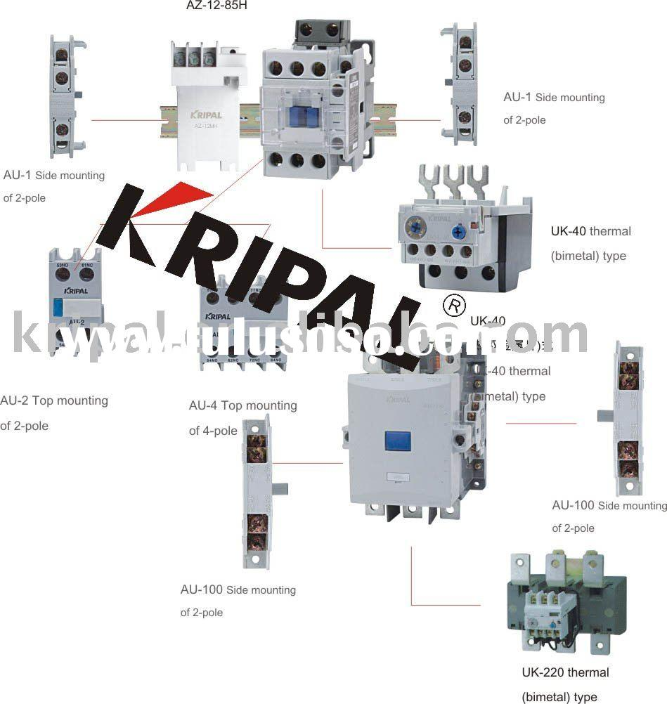 medium resolution of motor wiring diagram furthermore thermal overload relay