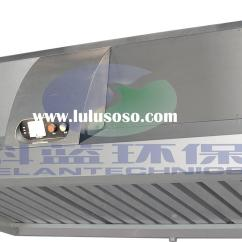 Chinese Kitchen Range Hood Best Appliances Brand Commercial Exhaust With Electrostatic