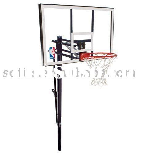 Sofits In-Ground Basketball System with 54-Inch Aluminum