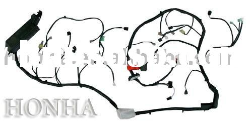 Automotive wire harness for 99-00 Honda civic si/type R