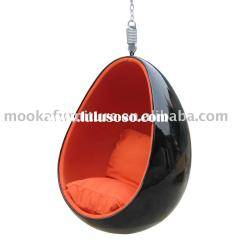 Hanging Bubble Chair Under 200 Covers And Tablecloth Rentals Eero Aarnio Alpha Shell Egg Ottoman For Sale