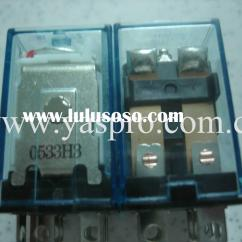 Omron My4n 24vdc Relay Wiring Diagram 1987 Bayliner Capri Relays My2n For Sale Price China