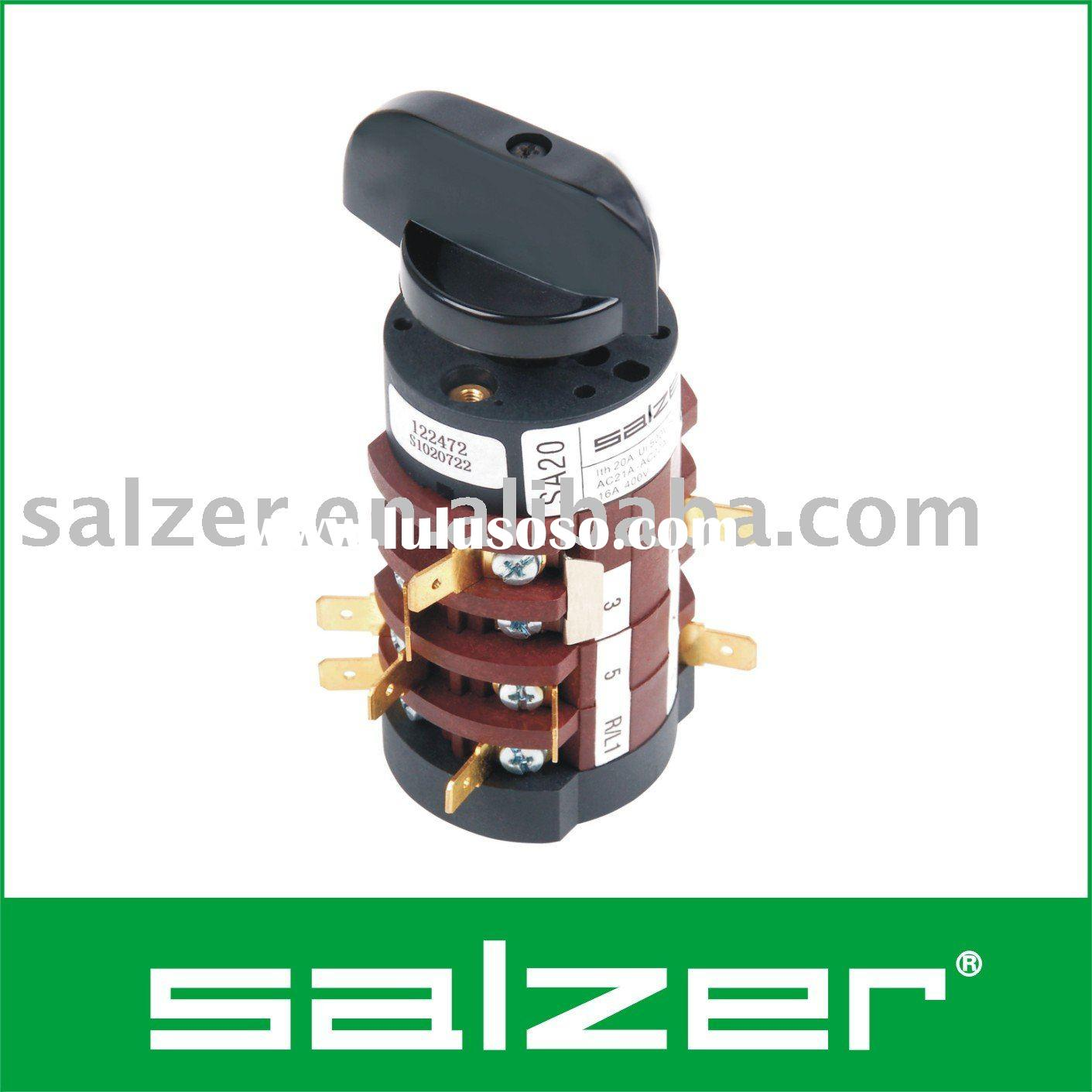 hight resolution of salzer rotary cam switch wiring diagram