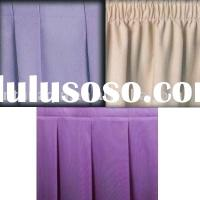 polyester scuba table skirting banquet polyester jersey ...