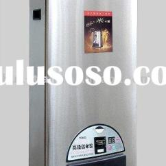 Stainless Steel Kitchen Soap Dispenser Eat At Island Automatic Electronic Cupboard Rice For Sale ...